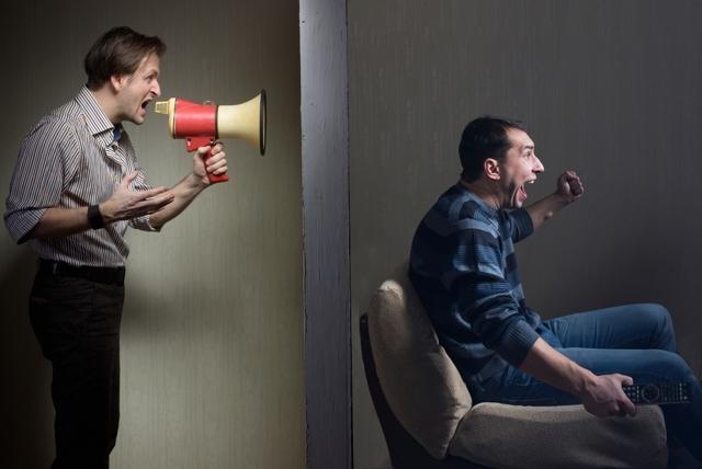 Что делать, если шумят соседи?